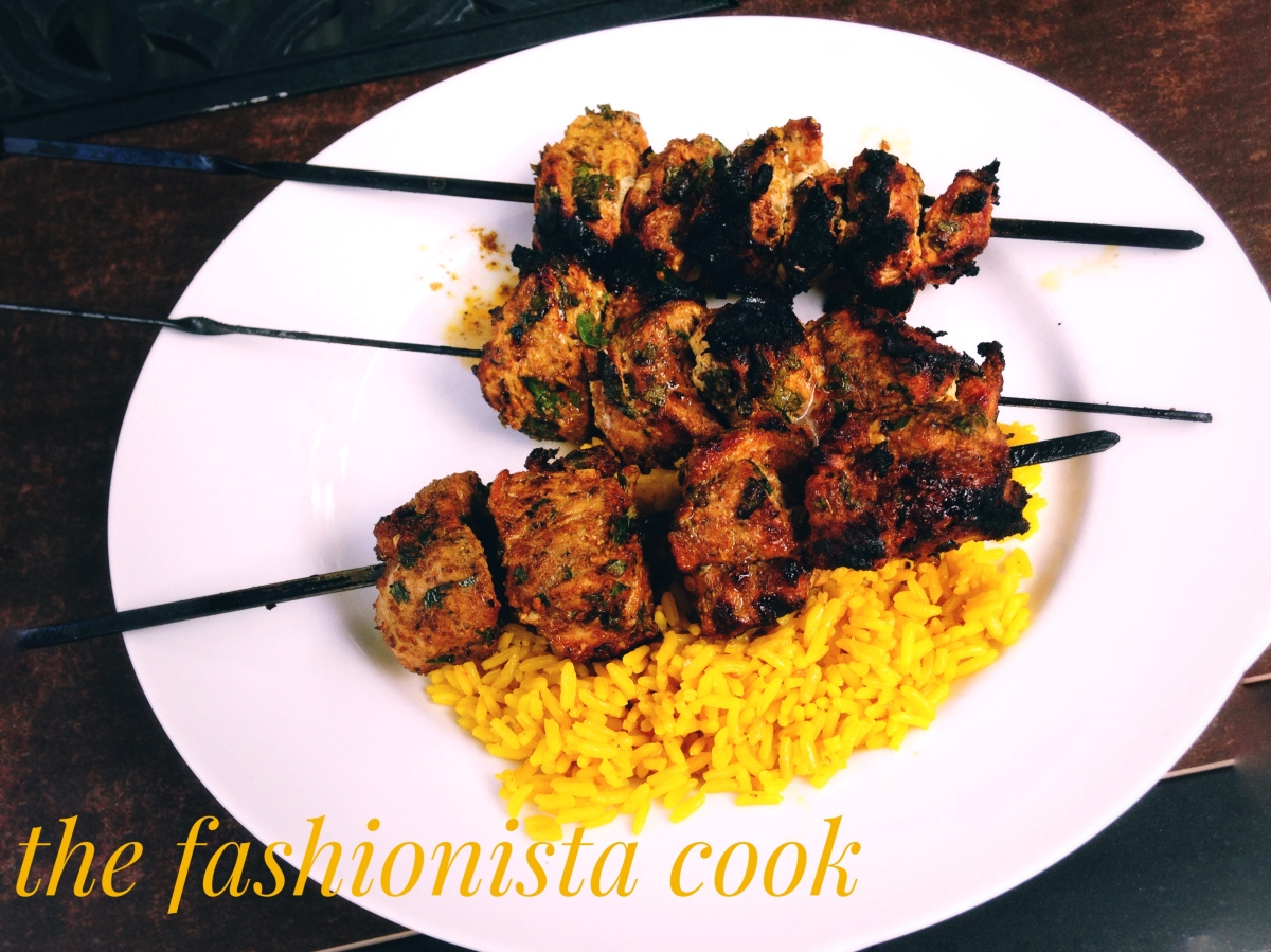 Moorish-Spiced Pork Kebabs