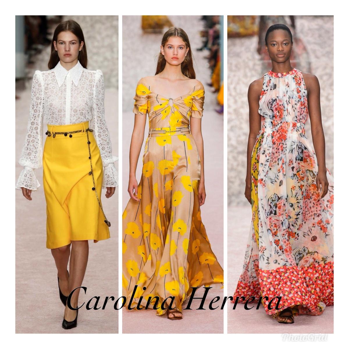 Carolina Herrera Spring 2019